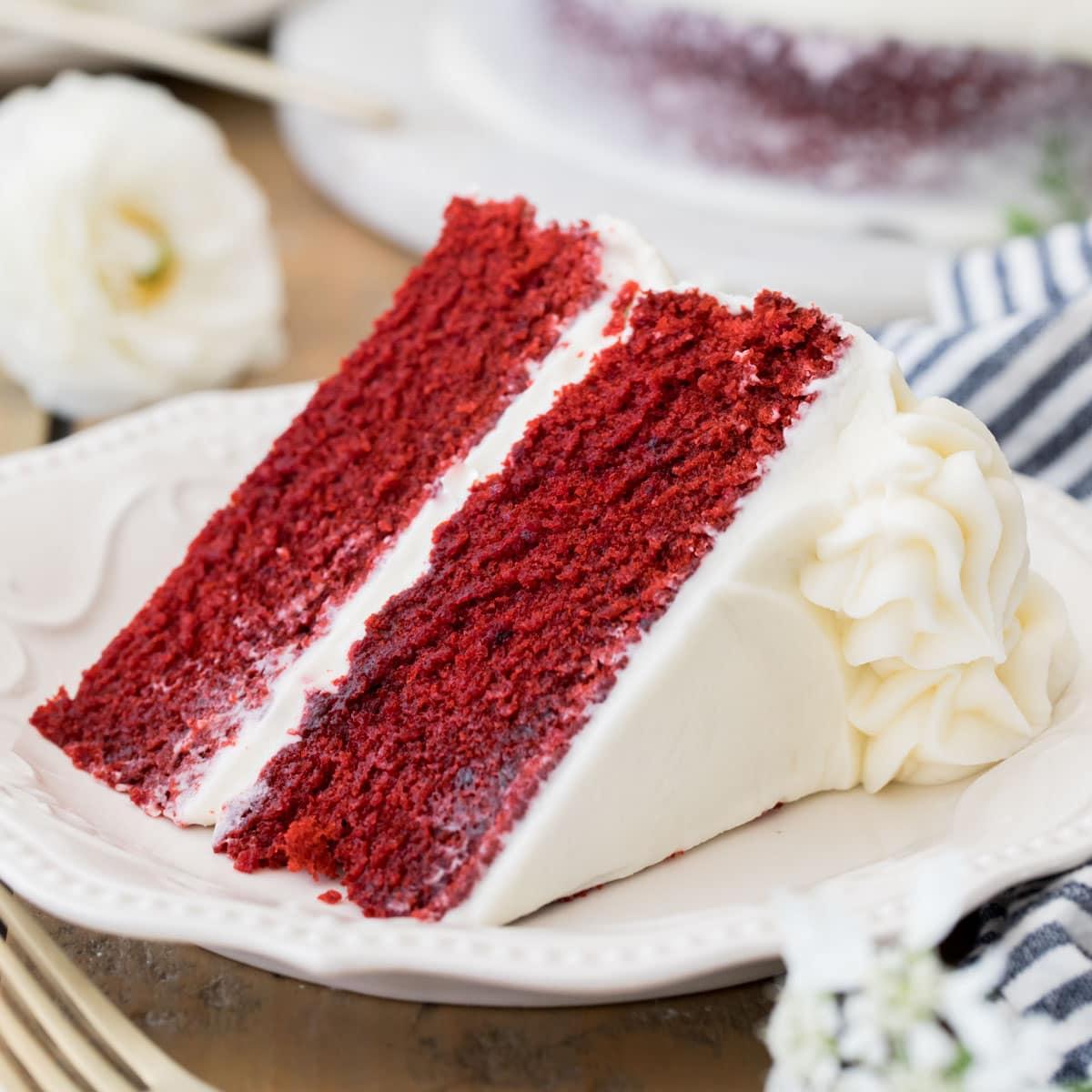 Red Velvet Cake Sugar Spun Run